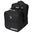 EBONITE COMPACT SINGLE TOTE BLACK