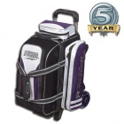 STORM 2 BALL ROLL THUNDER BAG PURPLE BLACK WHITE
