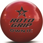ROTO GRIP OWN IT CLEAR POLY