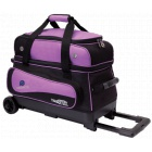 EBONITE TRANSPORT II ROLLER BLACK PURPLE