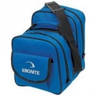 EBONITE COMPACT SINGLE TOTE  BRIGHT BLUE