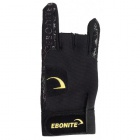 EBONITE REACT R GLOVE BLACK