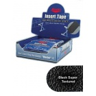 MASTER BLACK SUPER TEXTURED INSERT TAPE